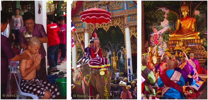 Chinarai Elephant Festival