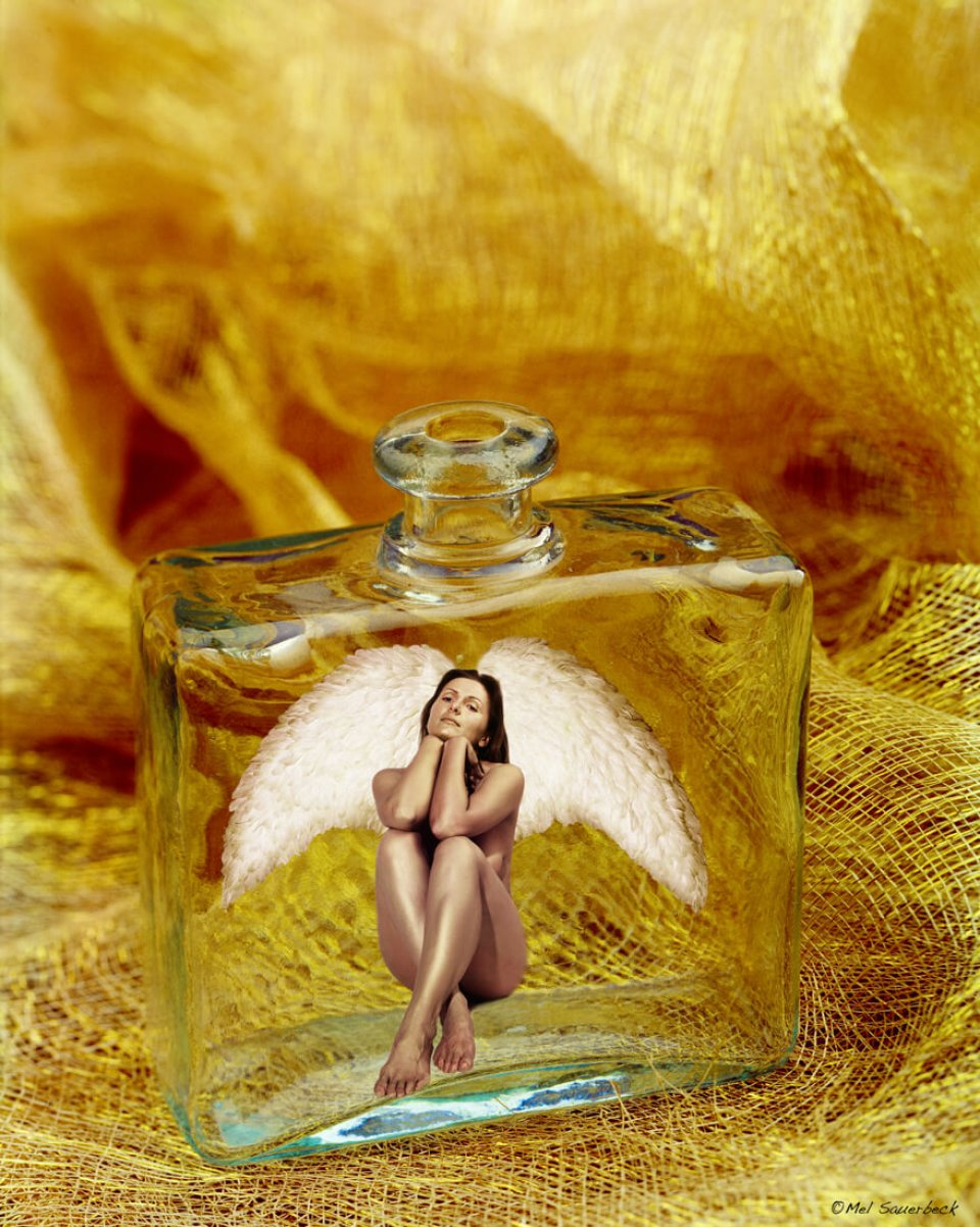 Angel in a Bottle