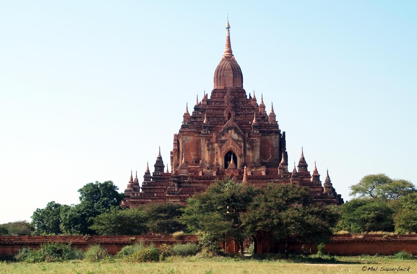 Temple, Began, Myanmar, Burma