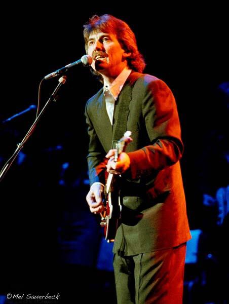 George Harrison at Royal Albert Hall, London