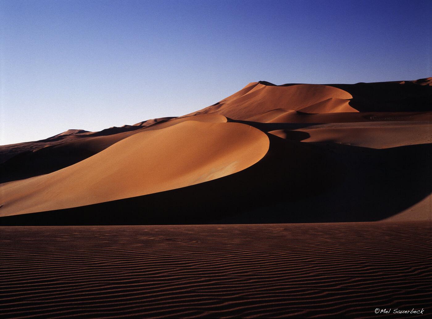 Namibia Desert dunes
