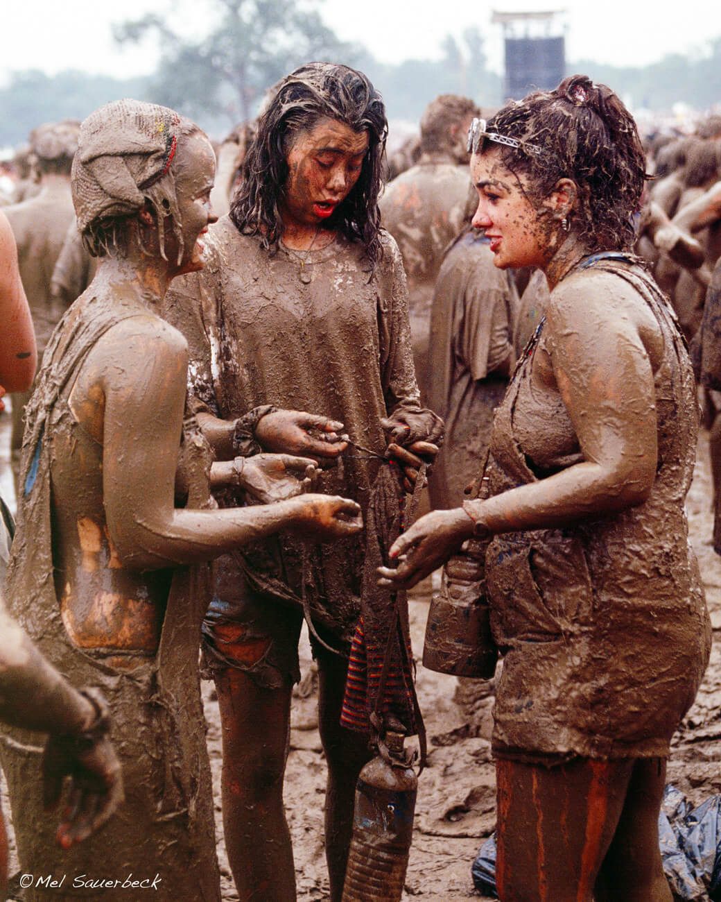Woodstock Mud Girls